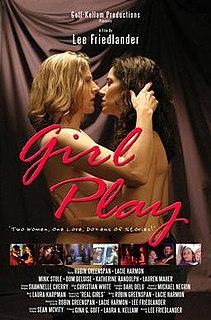 <i>Girl Play</i> 2004 film by Lee Friedlander