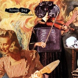 Insomniac (Green Day album) - Image: Green Day Insomiac
