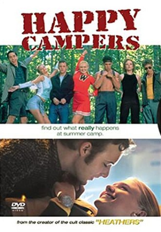 Happy Campers (2001 film) - Image: Happy Campers 2001 poster