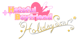 Hatoful Boyfriend Holiday Star logo.png