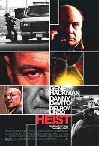 Heist (2001 film) - Heist poster