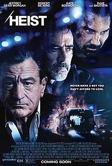 Heist (2015 film) - Wikipedia