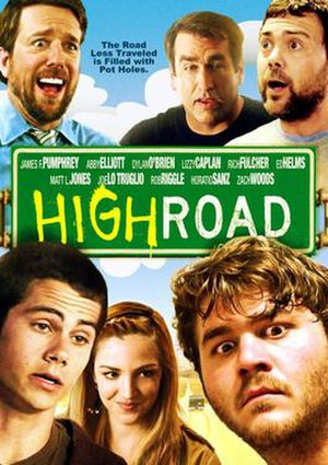High Road (film) - Image: High Road Movie Poster