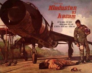 <i>Hindustan Ki Kasam</i> 1973 Indian film directed by Chetan Anand