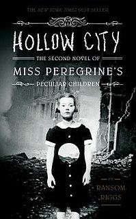 <i>Hollow City</i> (novel) novel by Ransom Riggs