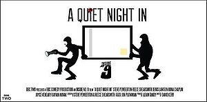 A Quiet Night In - Image: Inside No 9, A Quiet Night In poster