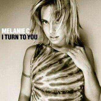Melanie C - I Turn to You (studio acapella)