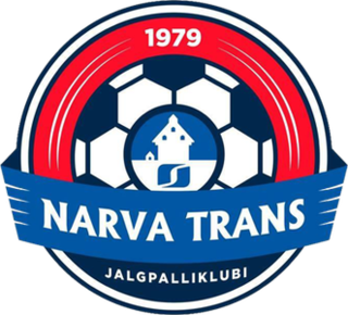 JK Narva Trans association football club in Narva, Estonia