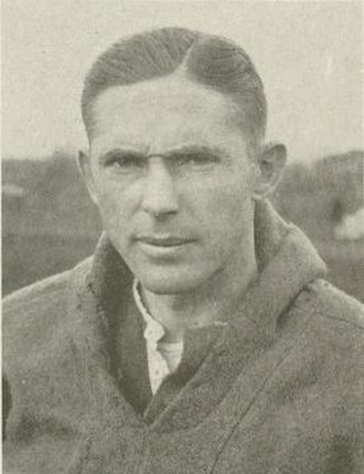 James Phelan (American football) - Phelan from 1927 Purdue yearbook