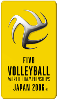 2006 FIVB Volleyball Womens World Championship