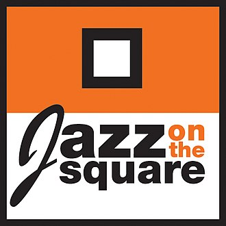 Jazz on the Square - Image: Jazz on the square logo