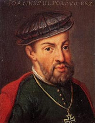 Francisco de Holanda - A copy of Francisco's portrait of King John III of Portugal