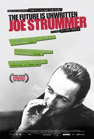 Joe Strummer: The Future Is Unwritten - Image: Joe Strummer The Future Is Unwritten