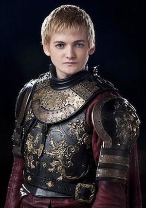 Joffrey Baratheon - Jack Gleeson as Joffrey Baratheon