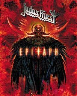 <i>Epitaph</i> (Judas Priest DVD) 2013 video by Judas Priest