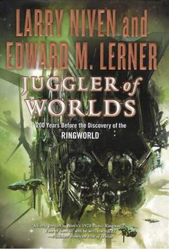 Juggler of Worlds - First edition