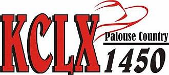 KCLX - Image: KCLX Palouse Country 1450 logo