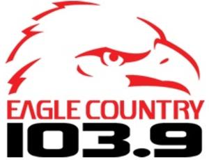 KVAS-FM - Image: KVAS FM eagle country logo
