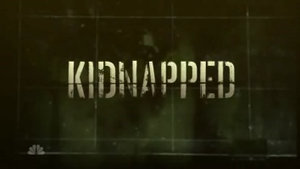 Kidnapped (TV series) - Kidnapped intertitle