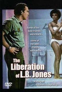 <i>The Liberation of L.B. Jones</i> 1970 film by William Wyler
