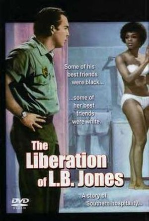 The Liberation of L.B. Jones - DVD cover