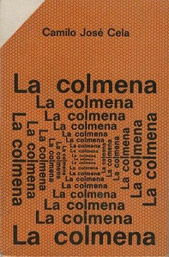 The Hive (novel) - Image: La Colmena