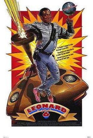 Leonard Part 6 - Theatrical release poster
