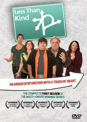 Less Than Kind - Image: Less Than Kind 1 DVD
