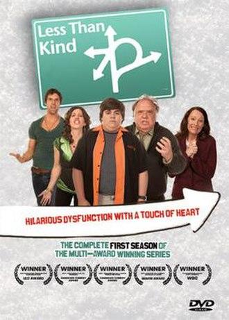 Less Than Kind - Image: Less Than Kind 1 DVD