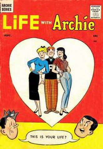 Life with Archie - Image: Life with Archie 1