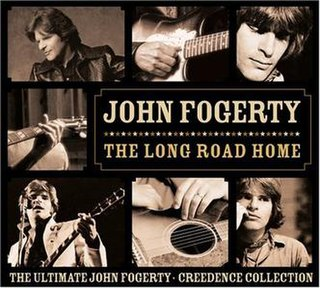 <i>The Long Road Home</i> 2005 compilation album by John Fogerty