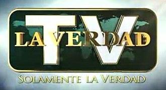 TV La Verdad - Image: MCGI TV La Verdad Logo Low