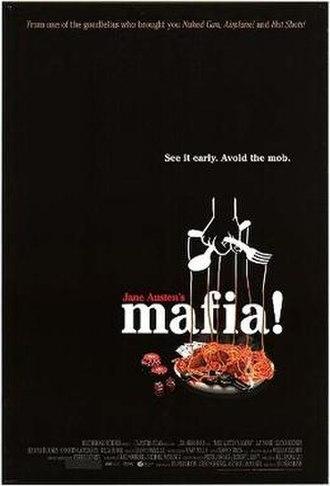 Mafia! - Theatrical release poster