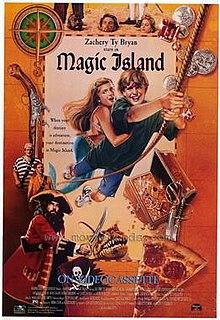 <i>Magic Island</i> (film) 1995 US fantasy adventure comedy direct-to-video film by Sam Irvin