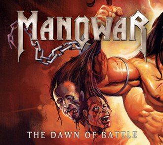 Dawn of Battle - Image: Manowar Dawn Of Battle