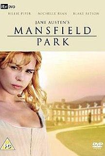 <i>Mansfield Park</i> (2007 film) 2007 television film directed by Iain B. MacDonald