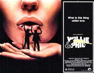 Willie & Phil - Image: Margotkidderwilliean dphil