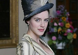 Michelle Ryan as Maria Bertram in the Mansfiel...