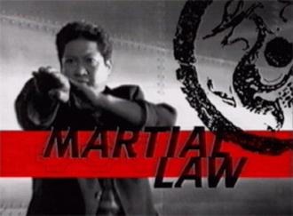 Martial Law (TV series) - Image: Martial Law