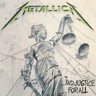 ...And Justice for All (album) - Image: Metallica ...And Justice for All cover