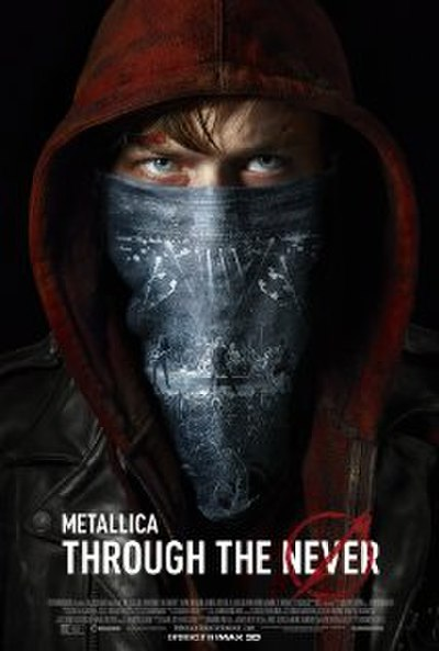 Picture of a movie: Metallica Through The Never