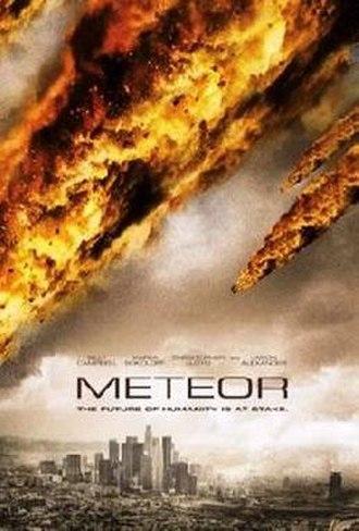 Meteor (miniseries) - Image: Meteor Path to Destruction