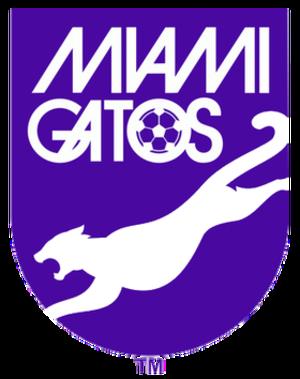 Miami Toros - Image: Miami gatos logo