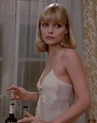 Elvira Hancock - Michelle Pfeiffer as Elvira Hancock in the 1983 film