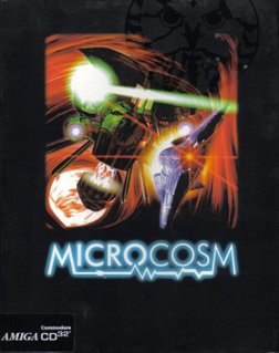 <i>Microcosm</i> (video game) 1993 video games
