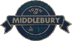 Middlebury, Connecticut - Image: Middlebury Ct Town Seal