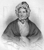 Mrs.Dunlop of Dunlop, Patron of Robbie Burns. Daughter and sole heiress to Sir Thomas Wallace of Cragie