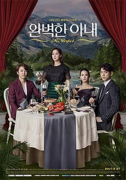 Image result for perfect wife drama
