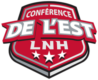 Eastern Conference (NHL) - French version of the Eastern Conference logo