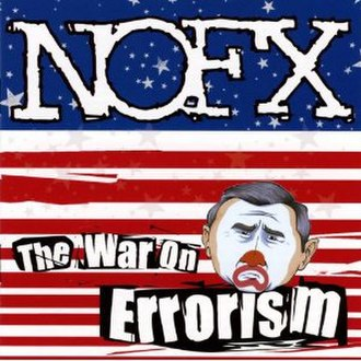 The War on Errorism - Image: NOFX The War on Errorism cover